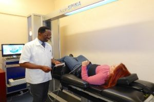 Enfield Osteopathic Clinic IDD session