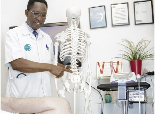 Osteopathic Treatment at the Enfield Osteopathic Clinic