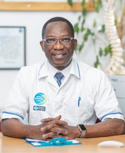 John Yeboah Enfield Osteopath